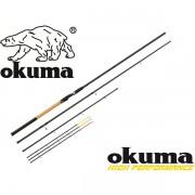 Lanseta Okuma Solitron Feeder 3.60m, 50-100g, 3+3buc