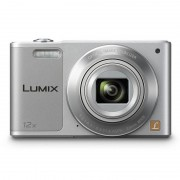 Panasonic Lumix DMC-SZ10EG-S 16MP Prata Wifi