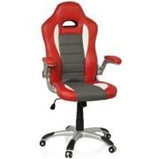 Hjh Sedia per Ufficio e PC MONTECARLO, Sportiva, 8 Ore, Rosso
