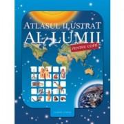 ATLASUL ILUSTRAT AL LUMII PENTRU COPII (ORPHEUS) 2013 - CORINT (JUN802)