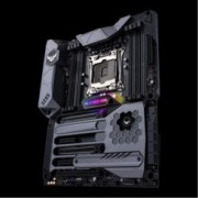 Дънна платка Asus TUF X299 MARK 1, X299, LGA2066, DDR4, PCI-E(SLI&CFX), 8 x SATA 6Gb/s, 1 x M.2 slot, 2 x USB 3.1 Gen 2, ATX