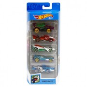 Set 5 masini Hot Wheels street beasts