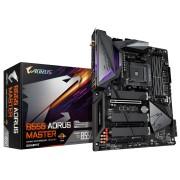MB Gigabyte B550 AORUS MASTER, AM4, ATX, 4x DDR4, AMD B550, WL, 36mj
