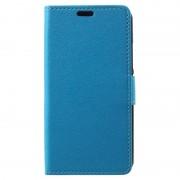 Motorola Moto G5 Textured Wallet Case - Blue