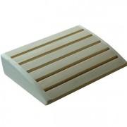 Tetiera din abachi pentru sauna