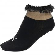 Sosete femei Puma Selena Gomez Ruffle Short Socks 90742201