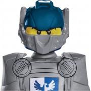Clay Nexo Knights™ Lego™ masker voor kinderen - Verkleedmasker