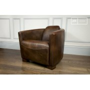 PIB fauteuil club red baron