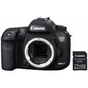 Canon Eos 7D Mark II Boitier Nu + Adaptateur Wifi W-E1