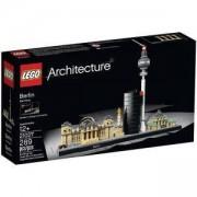ЛЕГО АРХИТЕКТУРА-БЕРЛИН, LEGO Architecture Berlin, 21027