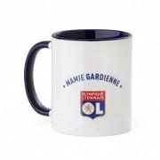 Olympique Lyonnais Mug Personnalisable Mamie gardienne OL - Foot Lyon