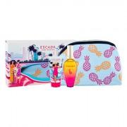 ESCADA Miami Blossom confezione regalo eau de toilette 50 ml + lozione corpo 50 ml + trousse per donna