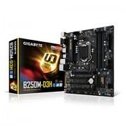 Gigabyte Scheda madre Gigabyte GA-B250M-D3H Intel B250 LGA1151 ATX