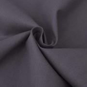 vidaXL Cotton Fabric 1.45x20 m Anthracite