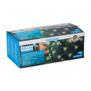 Grundig - Lanț de crăciun exterior 7,5m 240xLED/6W/230V IP44
