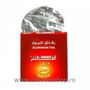 Folii de aluminiu Al Fakher pentru narghilea 20buc