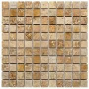 Dunin mozaika kamienna 30x30 travertine cream 25 __DARMOWA DOSTAWA OD 1600zł__