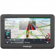 "GPS, Prestigio GeoVision 5059, 5"", Arm (0.8G), 128MB RAM, 4GB Storage, Microsoft Windows CE 6.0 (PGPS5059CIS04GBPG)"