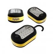 Lampa cu 27 LED-uri portabila - cu magnet si agatatoare