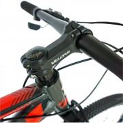 Bicicleta MTB-HT 26 Velors V2609A cadru otel negru rosu