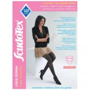 Scudotex S-496 140 denes kompressziós extra kismama harisnyanadrág 19-22 Hgmm, cappuccino, 6