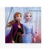Jégvarázs II. Disney Frozen 20 db-os szalvéta