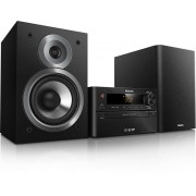 Microsistem muzical Philips BTM5120B/12, 100 W, Bluetooth, CD, MP3-CD USB Direct, FM, MULTIPAIR