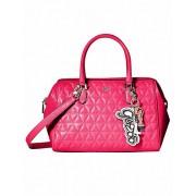 Guess Handtasche «Tabbi Frame» Guess, fuchsia