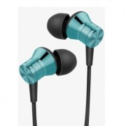 HEADPHONES, 1MORE Piston Fit, Microphone, Blue (E1009-Blue)
