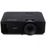 Мултимедиен проектор, Acer Projector X118, DLP, SVGA (800x600), 3600 ANSI Lumens, 20000:1, 3D, VGA, DC Out (5V/2A, USB-A), Черен, MR.JPZ11.001