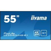 Iiyama LE5540UHS-B1 - 4K LED Monitor (55 inch)