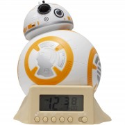 BulbBotz Reloj despertador BB-8 Star Wars - BulbBotz