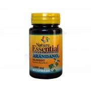 Nature Essential Arandano 1.000mg 50 cápsulas - nature essential - complementos alimenticios