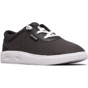 Columbia Youth Spinner Sneaker, Dark Grey 32