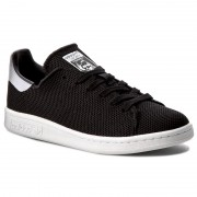 Обувки adidas - Stan Smith BB0066 Cblack/Cblack/Ftwwht