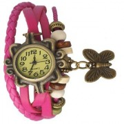 i DIVA'S Leather Casual Designer Womens Watch