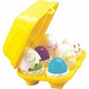 Jucarie Tomy Cofrajul cu oua