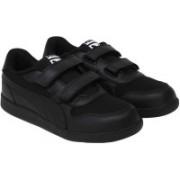 Puma Kent V JR IDP Sneakers For Men(Black)