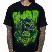 Muška metal majica Gwar - Destroyers - INDIEMERCH - 12060_Black/Green