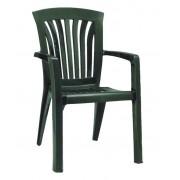 Stolica plastična Diana Zelena – NHD30