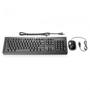 HP H6L29AA USB Black keyboard