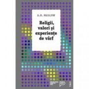 Religii valori si experiente de varf