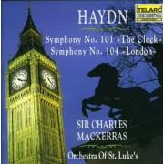 J. Haydn - Symphonies No.101/104 (0089408031120) (1 CD)