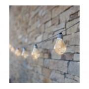 Snoerlicht Fantasy 8,3m |10 Lampjes - 4,5W | Beschikbaar in 3 Kleuren