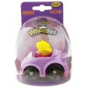 Fisher Price Little People Wheelies Easter Coupe Sarah Lynn