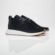 "adidas nmd_c2 ""suede pack"" Core Black/Core Black/Gum"