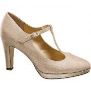Pantofi de dama cu toc