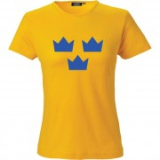 Tre Kronor T-shirt Dam