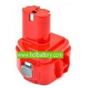 Batería herramienta inalámbrica 12V 2Ah Makita 1050D, 1050DA, PE7000, Klauke EK120U ,9000, 9001, 9002,9033.9600