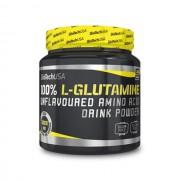 Biotech USA 100 % L-Glutamine - 240 g